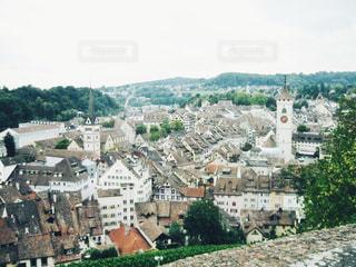 海外,レンガ,観光,スイス,海外旅行,通り