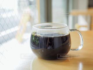 朝のコーヒーの写真・画像素材[2252503]