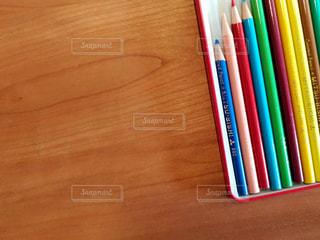 色鉛筆の写真・画像素材[2285656]