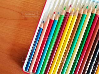 色鉛筆の写真・画像素材[2285659]