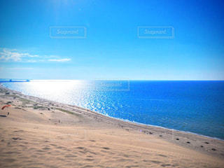 海と砂浜の写真・画像素材[2366225]
