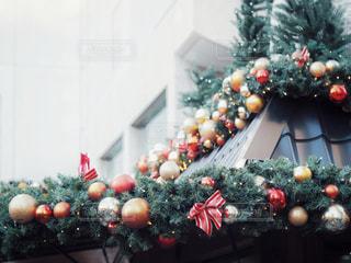 クリスマスツlマーケットの屋根の写真・画像素材[2835615]