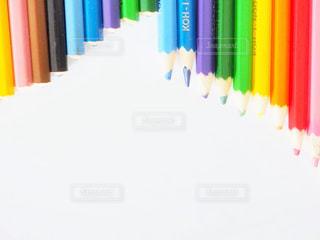 鉛筆、筆記用具、書くことの写真・画像素材[2985223]