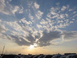 空の雲の写真・画像素材[977462]