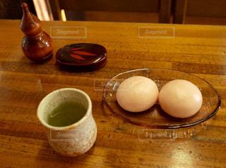 休憩,お茶,緑茶,桜まんじゅう