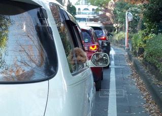 飽きない渋滞の写真・画像素材[1201134]
