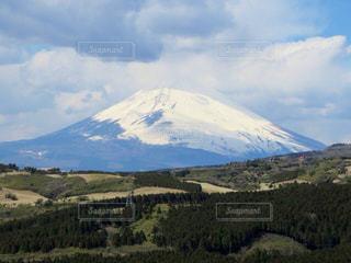 箱根山からの富士山の写真・画像素材[1221998]