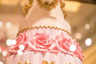 ウェディングケーキみたいなの写真・画像素材[1104043]