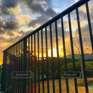 夕焼けが好きの写真・画像素材[987413]