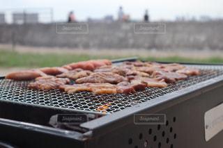 食べ物,自然,アウトドア,肉,料理,バーベキュー,レジャー,BBQ,食,iPhone7plus,インスタ映え