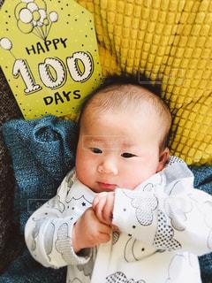 赤ちゃんの写真・画像素材[1023564]