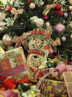 冬,白,イルミネーション,キラキラ,クリスマス,雪だるま