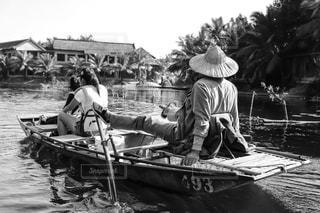 レトロ タウン ベトナムの写真・画像素材[2942045]