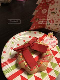 子ども,女の子,プレゼント,おやつ,クリスマス,可愛い,こども,記念日,ドーナツ,手作り,ママ,愛情