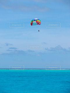 グアムの海の写真・画像素材[1008537]