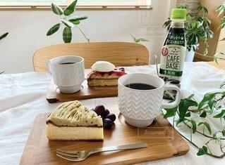 食べ物,食事,テーブル,おやつ,皿,ドリンク,わたしのカフェベース,ボスカフェベース,ホットカフェベース