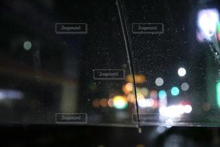 赤色光のぼやけた画像の写真・画像素材[935848]