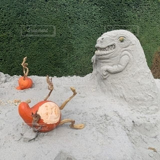 ドイツのかぼちゃ祭りにて。の写真・画像素材[2763264]