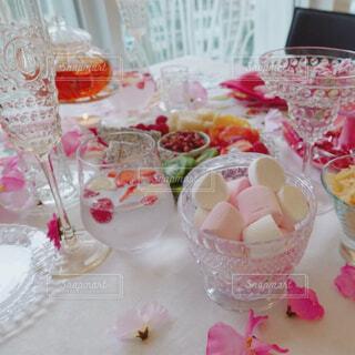 春の女子会♡の写真・画像素材[4277583]