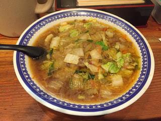 スープのボウルの写真・画像素材[1760047]