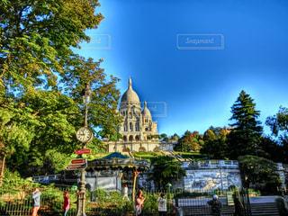 海外,旅行,フランス,パリ,サクレクール寺院,インスタ映え