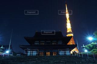 東京タワーの写真・画像素材[2149852]