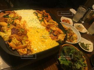 食べ物,黄色,チーズ,料理,イエロー,韓国料理
