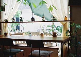 カフェの写真・画像素材[2257773]