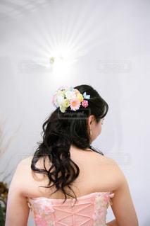 フラワー,結婚式