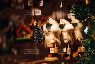 冬,人形,クリスマス,列,12月,オーナメント