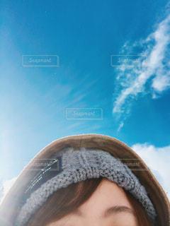 冬の青空 - No.939330