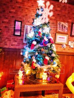 冬,クリスマス,サンタクロース,ツリー