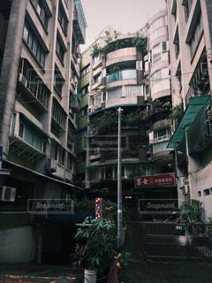 台湾の住宅街の写真・画像素材[940450]