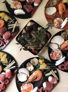 食事,屋内,季節,ワンプレート,おせち,正月,テーブルフォト,お料理,お節料理,2018
