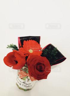 花,チューリップ,薔薇,テーブルフォト,フラワーアレンジ,ガーベラ