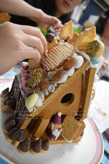 クリスマス,手作り,ヘクセンハウス,ヘクセンハウス作り