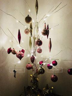 冬,ライト,クリスマス,クリスマスツリー