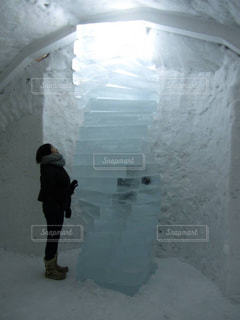 氷の家の写真・画像素材[1778709]