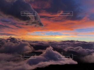 登山日和の写真・画像素材[1446381]