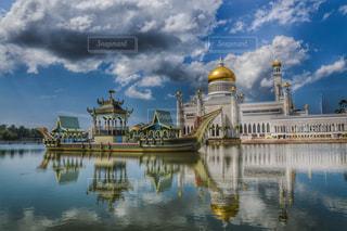 ブルネイ モスクの写真・画像素材[946464]