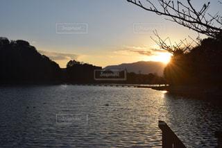 夕焼け。の写真・画像素材[956936]