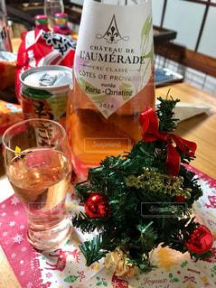 冬,クリスマス,シャンパン,クリスマスパーティー,クリスマスの思い出,l'aumerade,クリスマスハウスパーティー