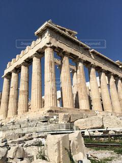 パルテノン神殿の写真・画像素材[1053440]
