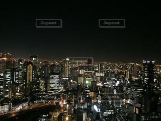 夜景,大阪,梅田,休日,おでかけ,天空庭園