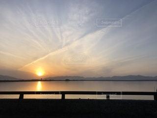 湖の写真・画像素材[3490388]