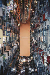 香港,100万ドルの夜景,クーロン城,九龍城