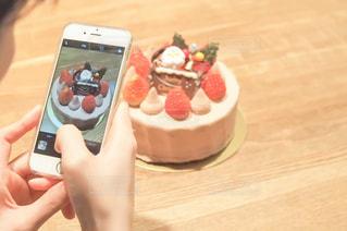 記念のクリスマスケーキ - No.950307