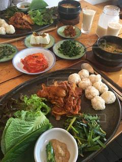 韓国料理の写真・画像素材[2081814]