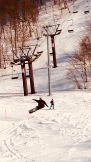 冬,雪,飛ぶ,楽しい,練習,群馬,スノーボード,水上,キッカー,奥利根スノーパーク