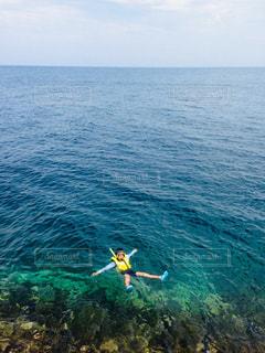 自然,アウトドア,海,空,リラックス,遊び,休日,シュノーケリング,blue,離島,地球